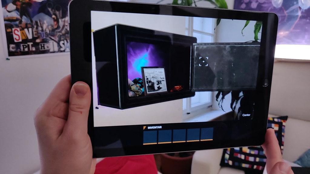 Neue virtuelle Räume offenbaren spannende Überraschungen.