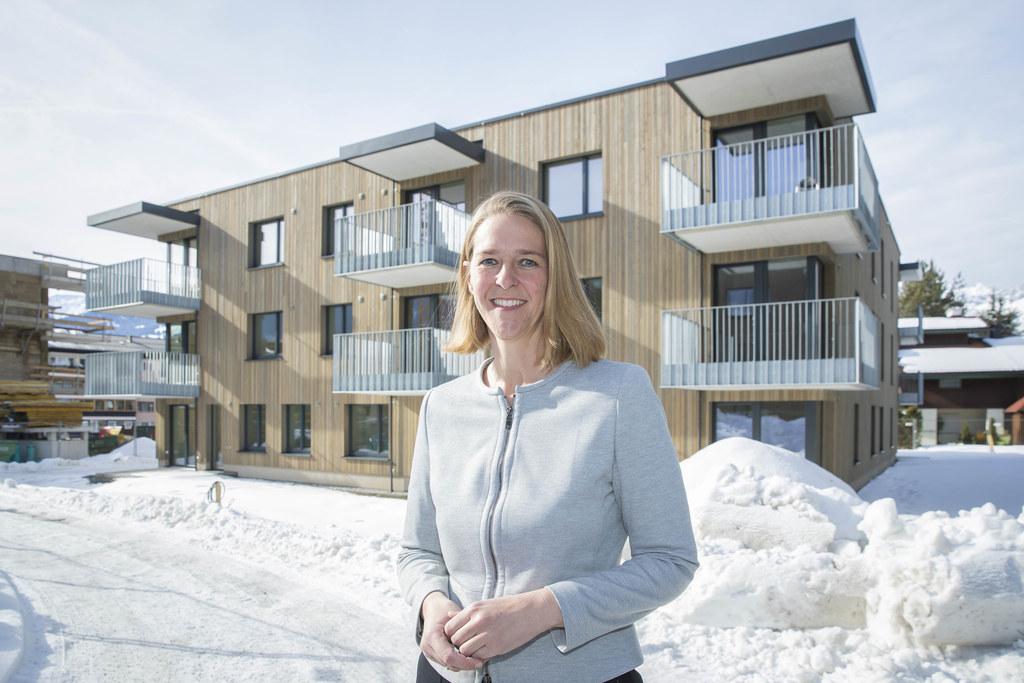 LR Andrea Klambauer: Betreutes Wohnen ist ideal für ältere Menschen, die in einer modernen, barrierefreien Wohnung leben und ihren Alltag selbstständig bewerkstelligen möchten.