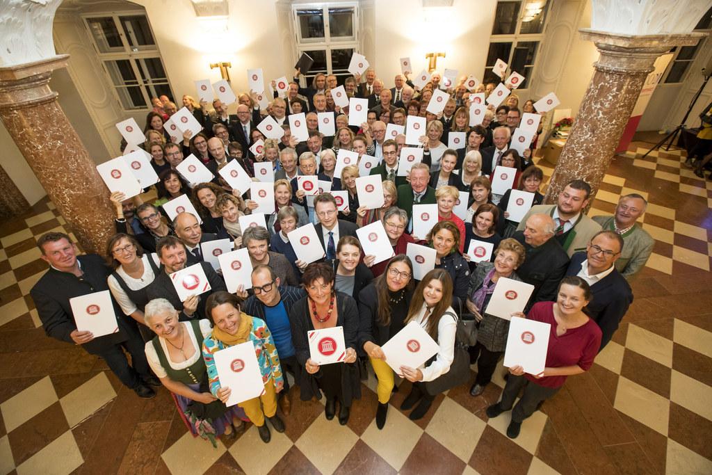 31 Museen im Land Salzburg besitzen ein Österreichisches Museumsgütesiegel, nun erhielten das  Stille Nacht Museum im Pflegerschlössl Wagrain und das Hoamathaus Altenmarkt ebenfalls die Auszeichnung. (Archivbild)