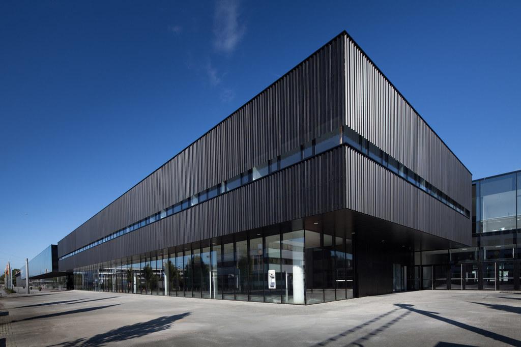 Im Messezentrum wird das größte Covid-Zusatzspital eingerichtet.