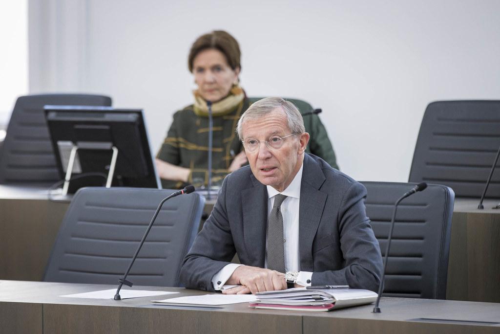 LH Wilfried Haslauer berichtete über die aktuelle Situation.