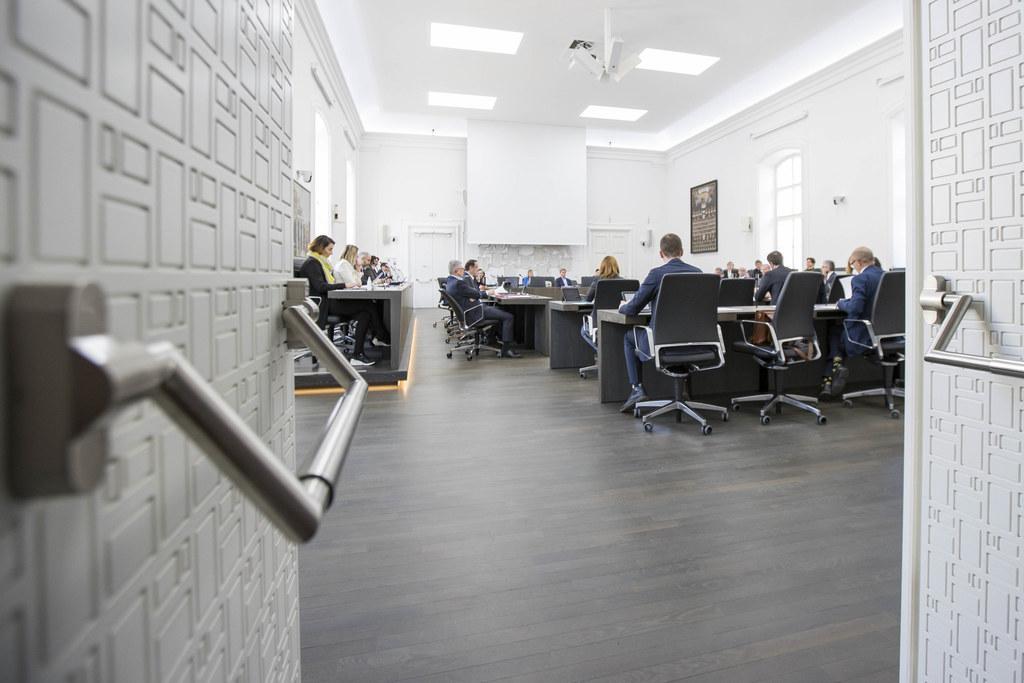 Bei den Ausschussberatungen wurden am Vormittag fünf Tagesordnungspunkte beschlosen.