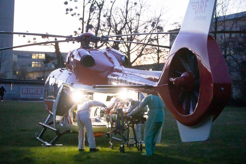 Am 1. April wurden drei Covid-Patienten aus der Mosel-Region nach Salzburg geflogen. Jetzt steht auch für den zweiten Franzosen die Heimreise bevor.