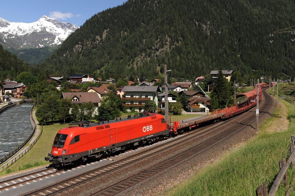 Die ÖBB-Tauernschleuse zwischen Böckstein und Mallnitz ist vor allem für Pendler wichtig und ab 4. Mai wieder geöffnet.