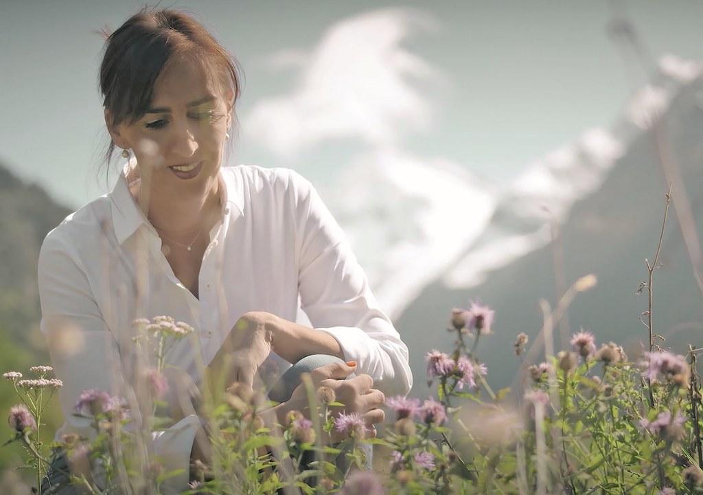 """""""Die Natur hat einen besonderen Stellenwert. Coronabedingt ist das wieder stärker in das Bewusstsein gerückt"""", so LR Maria Hutter."""