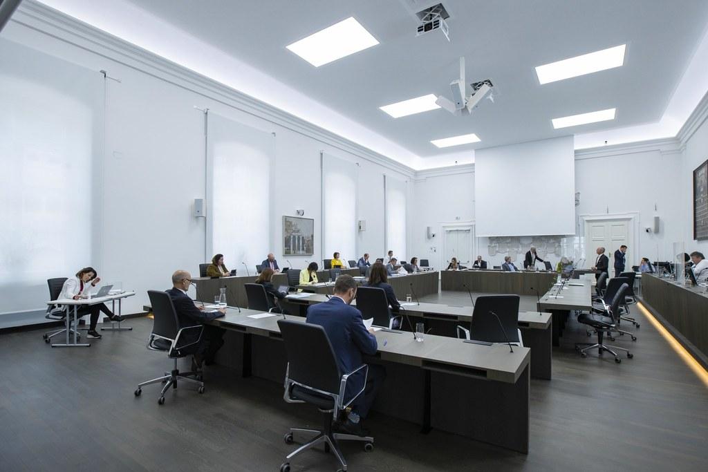 Bei den Ausschussberatungen des Salzburger Landtages wurden heute Nachmittag zehn Tagesordnungspunkte behandelt.
