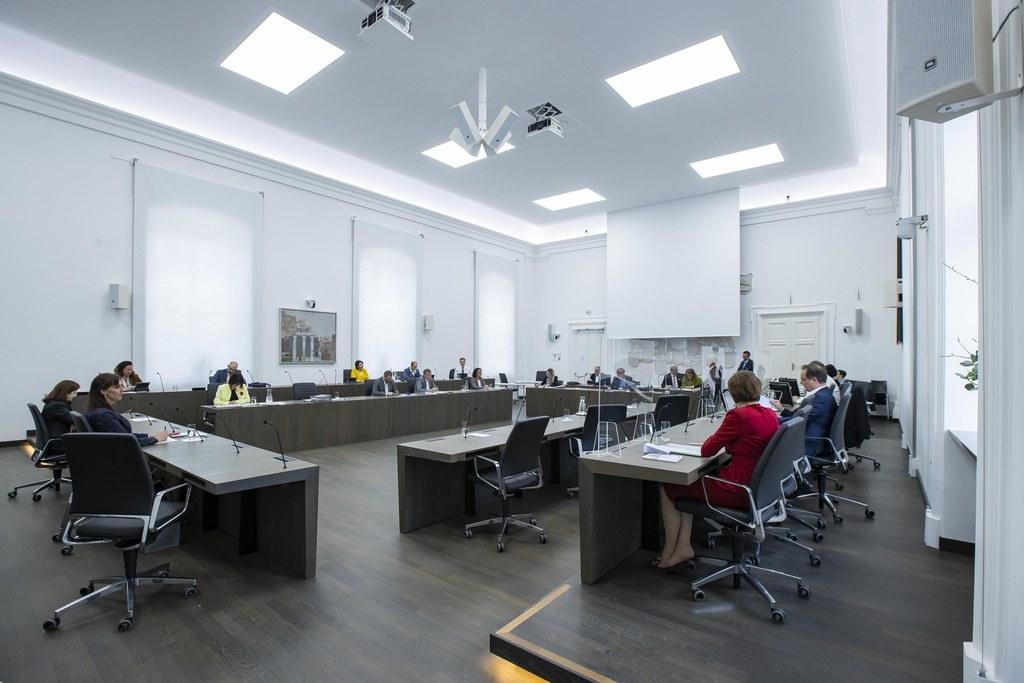 Fünf Beschlüsse wurden gestern Nachmittag von den Landtagsausschüssen gefasst.