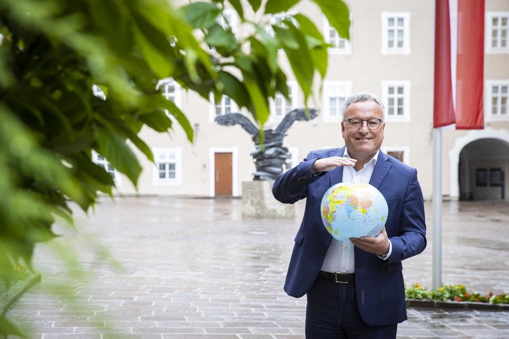 LH-Stv. Heinrich Schellhorn schafft einen eigenen, mit 10 Millionen Euro dotierten Budgettopf für Klimaschutz und Energiewende.