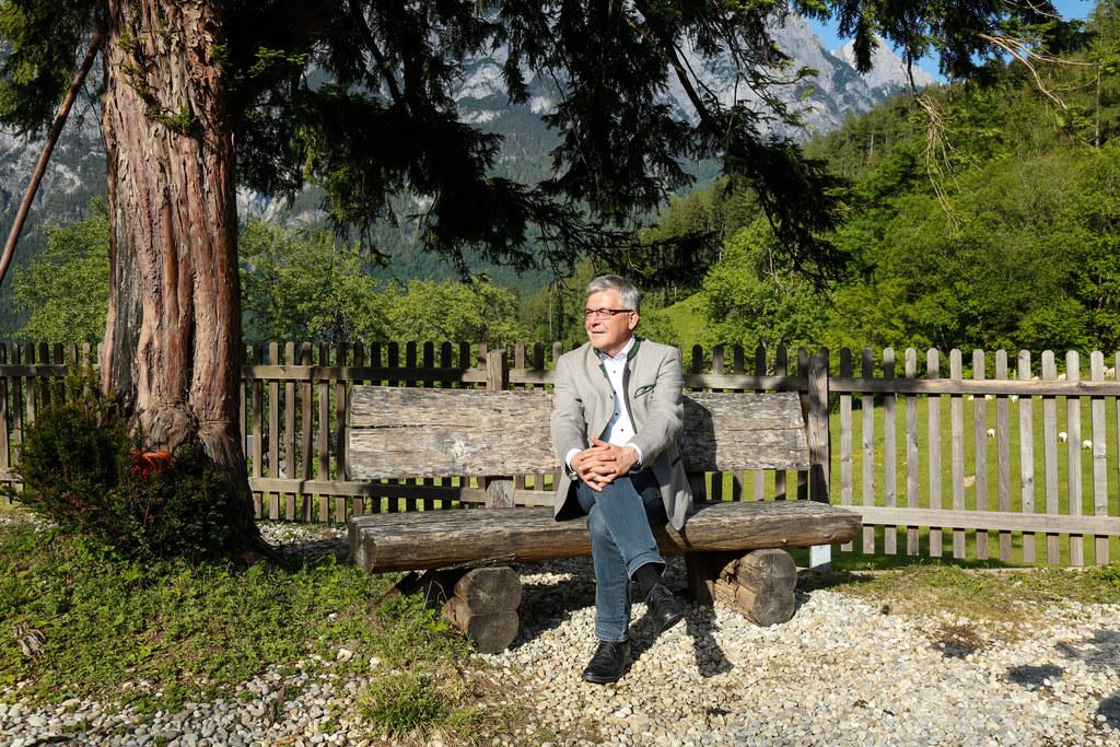 """LR Josef Schwaiger zum 350-Millionen-Euro-Paket der Bundesregierung für die Wald- und Forstwirtschaft: """"Wir können damit in Salzburg unsere wichtigsten Projekte und Vorhaben umsetzen."""""""
