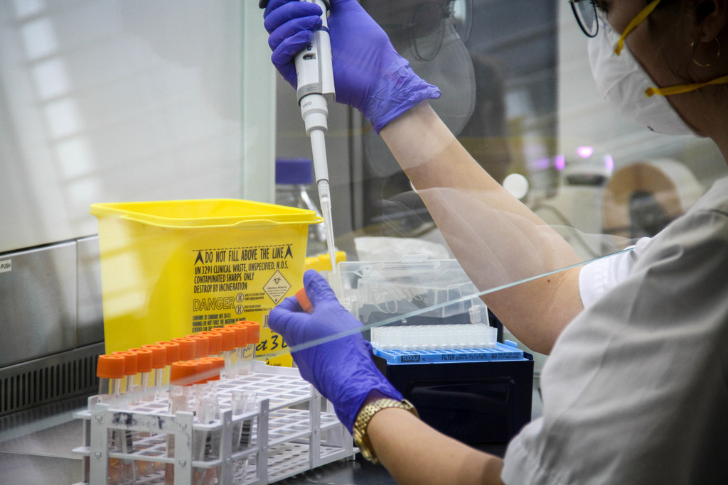 Der Nachweis von Corona-Mutanten erfolgt aktuell in einem mehrstufigen Verfahren.