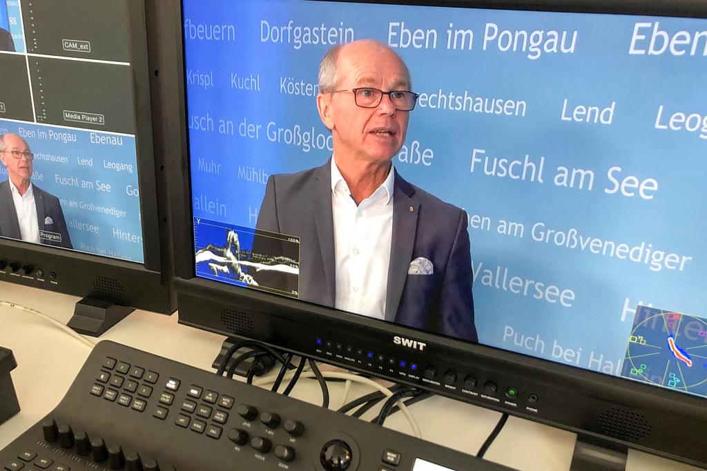 Die Bekämpfung der Pandemie und die Menschen auch in dieser heiklen Situation bestmöglich zu versorgen sowie zu schützen, ist bestimmendes Thema der Gesundheitsreferentenkonferenz unter dem Vorsitz von LH-Stv. Christian Stöckl.