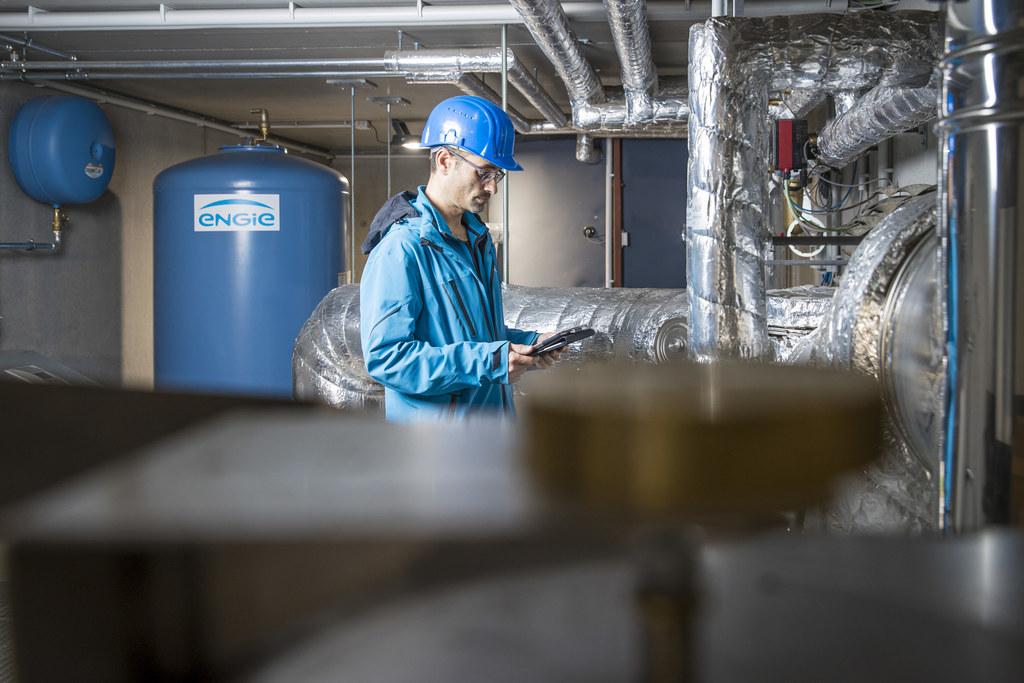 200 Megawattstunden an Wärmeenergie werden eingespart.