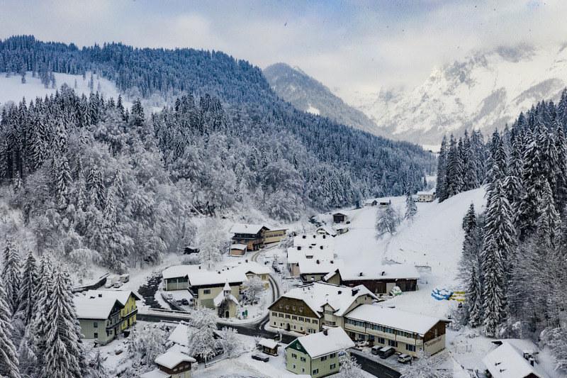 In Annaberg-Lungötz finden am 1. und 2. Dezember die ersten Corona-Massentests im Bundesland statt.