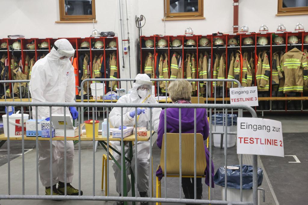 In 377 Testlokalen in Stadt und Land Salzburg kann man sich ohne Anmeldung, kostenfrei und unkompliziert testen lassen.