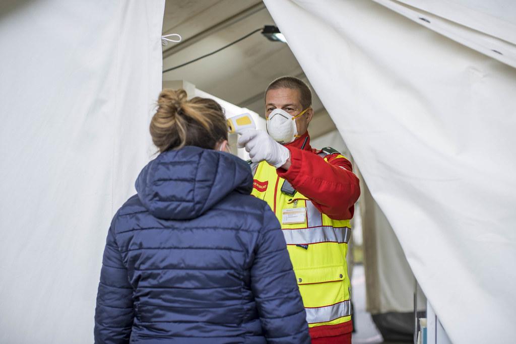 Über 500.000 Salzburgerinnen und Salzburger wurden seit der Coronapandemie in den Schleusen kontrolliert.