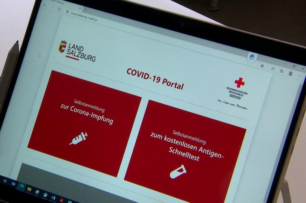 Ab kommenden Montag können sich alle in Salzburg online oder telefonisch für eine Corona-Impfung vormerken. Das Datum und der Zeitpunkt der Vormerkung beeinflussen nicht den Impftermin.