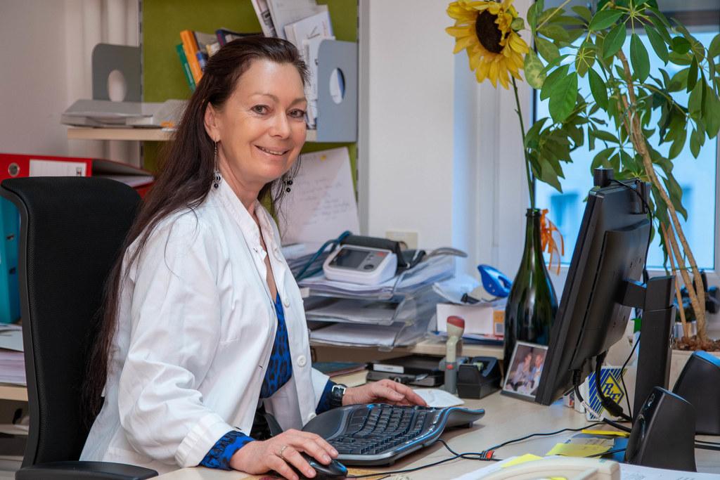 Die Leiterin der Arbeitsmedizin in der Salzburger Landesklinik, Dr. Gabriele Holfeld-Weitlof, ist die zweite Expertin für die Runde am 23. Februar um 18.00 Uhr.