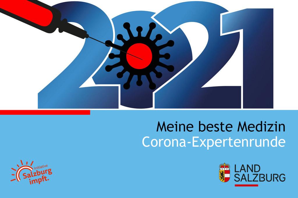 Am 9. März findet die dritte Corona-Expertenrunde mit den Fragen der Salzburgerinnen und Salzburger rund um das Virus statt.