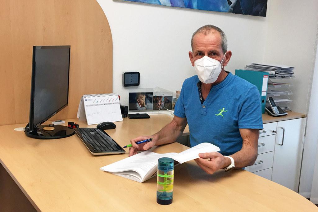 """Holger Förster, Impfreferent der Ärztekammer Salzburg, erwartet bei der Corona-Expertenrunde vor allem Fragen zur Impfung: """"Wann kommen sie, wie gut sind sie verträglich und wie wirken sie, das beschäftigt die Menschen am meisten."""""""