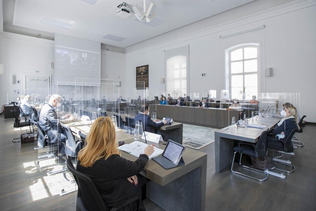 Der Petitionsausschuss des Salzburger Landtags fasste heute drei einstimmige Beschlüsse zu Anliegen des Jugendlandtags.