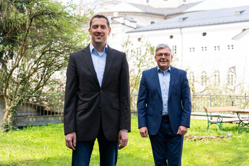 Ab Mai steht Günther Kößler dem Referat Allgemeines Personalwesen und Einzelpersonalangelegenheiten vor, auch er erhielt das offizielle Bestellungsdekret von LR Josef Schwaiger.