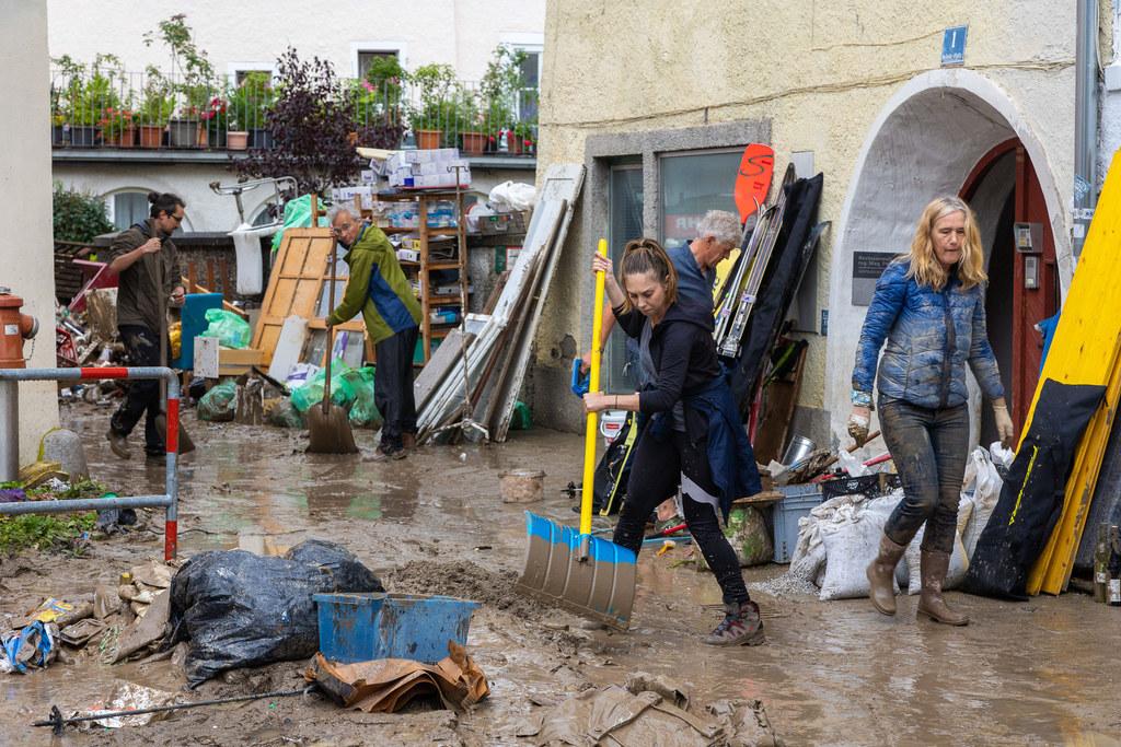 Katastrophenfonds hilft Unwetteropfern schnell und unkompliziert
