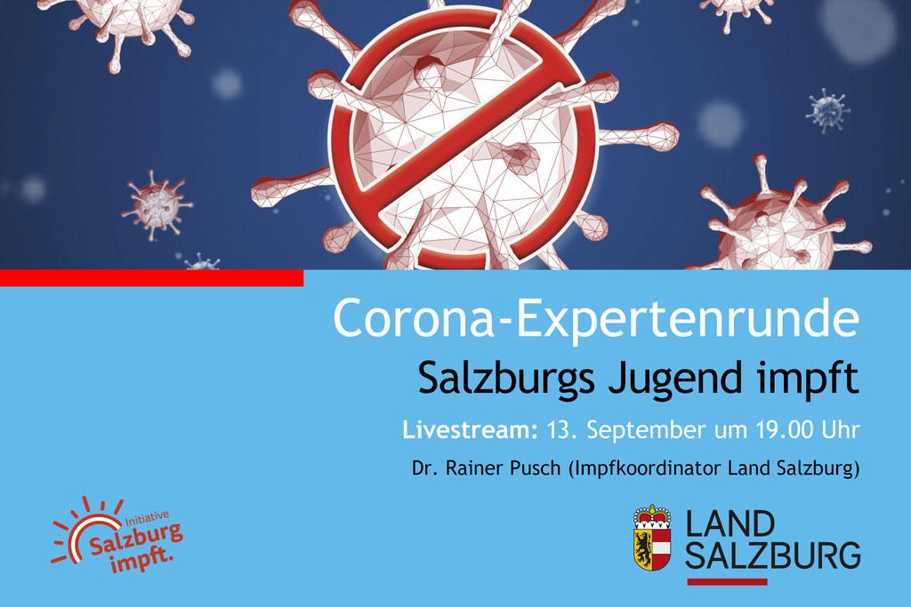 Fragen können vorab oder direkt während der Live-Übertragung gestellt werden: frag@salzburg.gv.at und unter www.facebook.com/LandSalzburg.