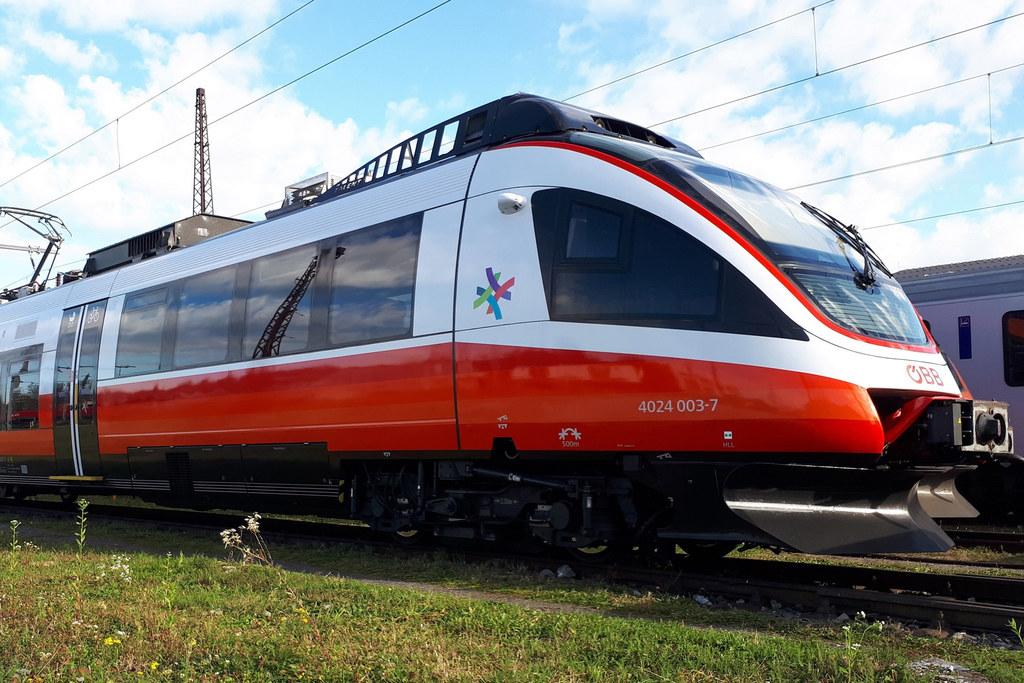 Ab Dezember werden auf der Mattigtalbahn moderne Elektrotriebzüge bis Friedburg fahren.