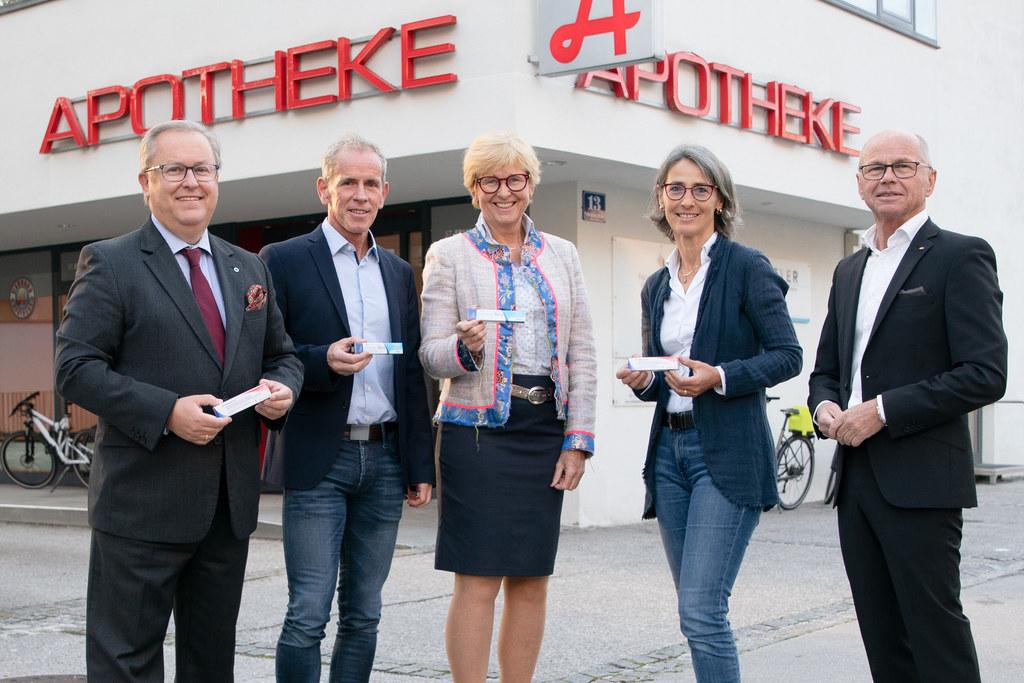 63.400 Grippe-Impfdosen für Salzburg